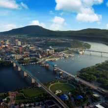Scenic City Aerial 1