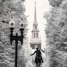 Old North Church InfraRed