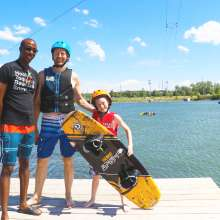 Family fun at Roseland Wake Park in Canandaigua