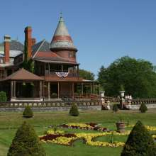 Sonnenberg Gardens & Mansion State Historic Park