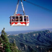 Sandia Peak Aerial Tramway 8