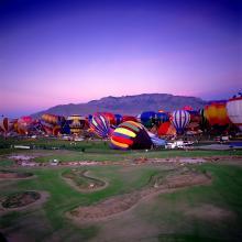 Albuquerque International Balloon Fiesta 25