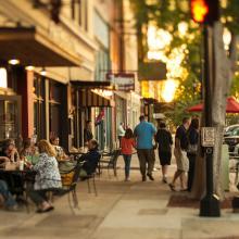 Broad Street Downtown Augusta