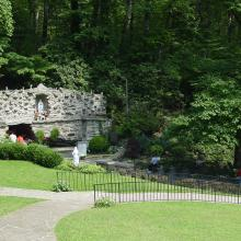 Grotto of Lourdes