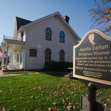 Amelia Earhart Museum