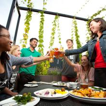 Eugene Ale Trail at Hop Valley Brewing