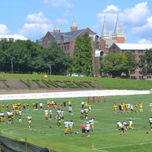 Steelers Training Camp, Saint Vincent College
