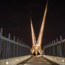 SkyDance Bridge