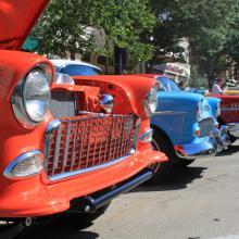 Cruisin' the Capitol: A Motorhead's Playground