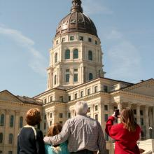 Nine things you never knew about the Kansas Capitol