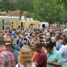 Tasting Topeka's Take: Capital City Family & Food Truck Festival