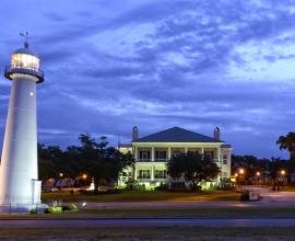 Biloxi - Biloxi Lighthouse & Visitors Center