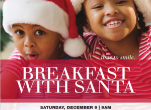 Breakfast with Santa Lansing Mall