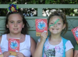 BATYOT Kids with Passports