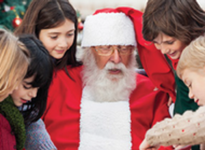 Stories with Santa and Mrs. Claus