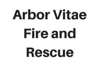 Arbor Vitae fire dept