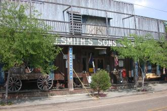Historic Sites and Museums - HJ Smith