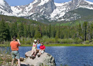 Estes Park Lodging Hotels Cabins Amp Campgrounds