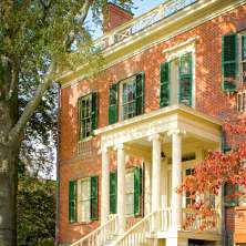If Walls Could Talk: Ten Broeck Mansion