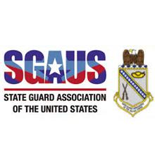 State Guard Association of the United States logo
