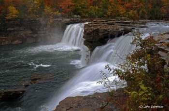 Little River Canyon Falls