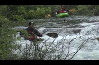DeSoto State Park--Kayaking the West Fork of Little River