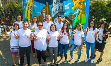 Visit Oakland Staff - Hella Proud