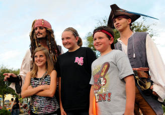 2013 Pirates of the High Seas Fest