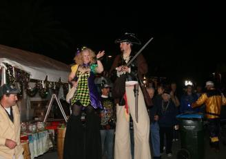 PCB Mardi Gras and Music Festival