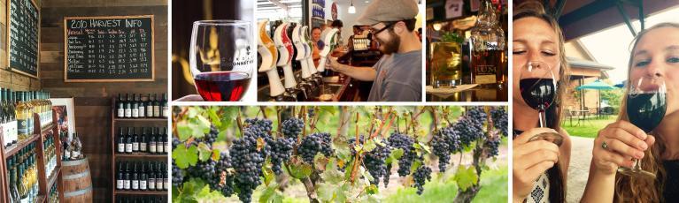 Wineries Breweries Newport Ri