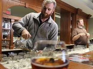 Alltech Brewery Tasting Room
