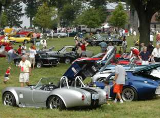 Keeneland Concours