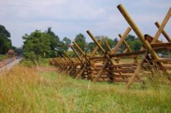 Gettysburg Fences