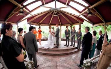 Joseph Ambler Inn Wedding