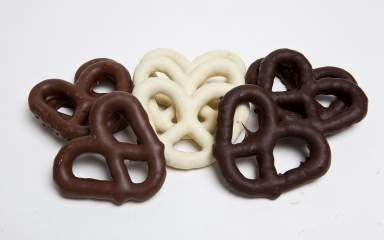 Asher's Chocolate Covered Pretzels