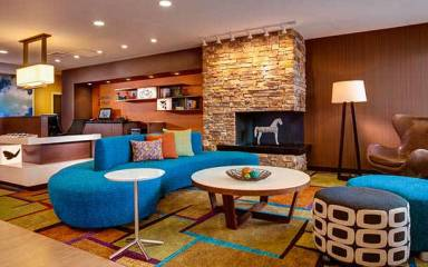 Fairfield Inn Willow Grove Lobby