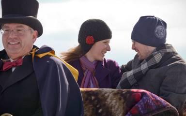 Outdoor Winter Activities - Sliegh Rides
