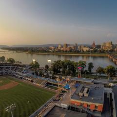 City-Harrisburg Skyline-Senator's Ballpark