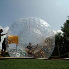 Ogo Balls Roundtop Resort