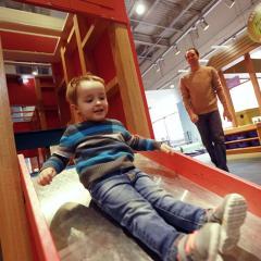 Whitaker Center - Harrisburg - Kid @ play