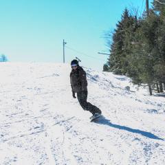 Solo Snowboard