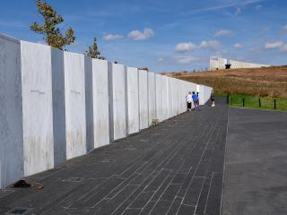 Charlotte Pletcher, Flight 93 Memorial, Shanksville
