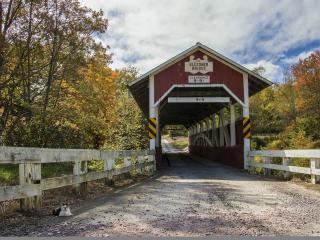 Rusty Glessner, Glessner Bridge, Shanksville