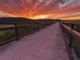 Rusty Glessner, Salisbury Viaduct, Meyersdale