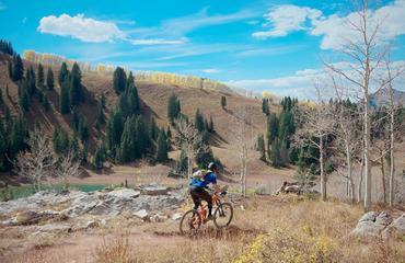 Desolation Trail Mountain Bike Ride