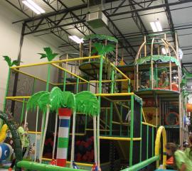 Kid's Planet Indoor Play Area Brownsburg