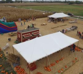All things Fall and Fun at Hogan Farms in Brownsburg