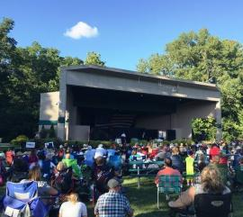 Play'nfield in the Park to celebrate the performing arts in Hendricks County.