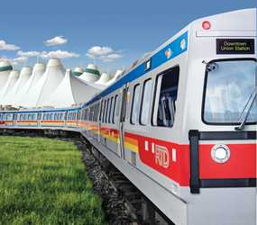 How To Get To Denver Airport Without Car