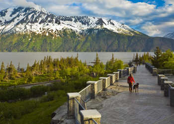 Scenic drives near Anchorage
